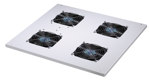 Image of High Speed Roof Mounted Fan Trays