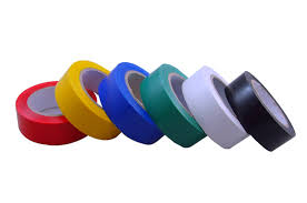 INSULATION TAPE PVC - BLUE (33M BY 19MM)