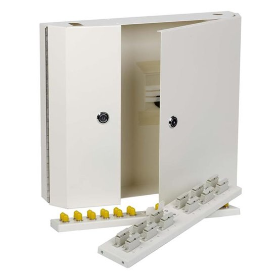 24WAY ST DOUBLE LOCKING WALL BOXES LOADED WITH 12 MM ADAPTORS