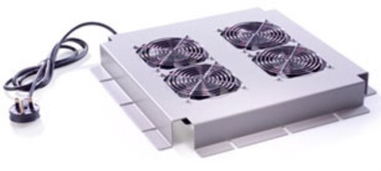 FI 2 WAY ROOF MOUNTED FAN TRAY
