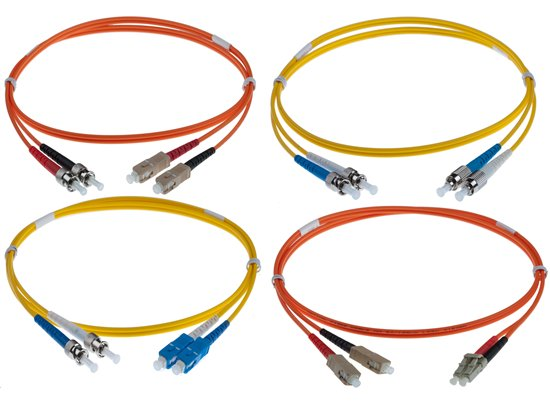 FC-FC DUPLEX 8-125 PATCH LEADS 2M