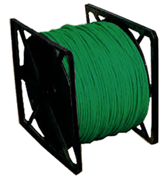 ULTIMA CAT5E U/UTP DATA CABLE STRANDED PVC GREEN 305M BOX