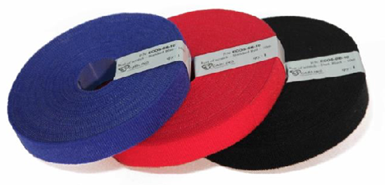 20MM VELCRO - ROLL OF 10M BLUE