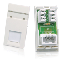 ULTIMA VOICE MODULE SECONDARY EURO WHITE