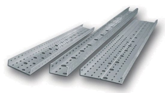 27U 300MM CABLE TRAY